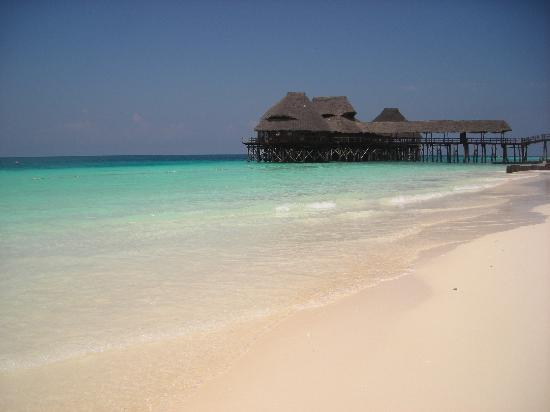 White Sands Beach Hotel: Spiaggia Kendwa