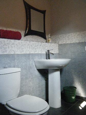 Meva Guest House : Bathroom
