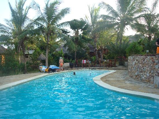 Tembo Village Resort Watamu: The pool