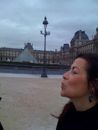 Hotel du Danube St. Germain : Loved Paris!