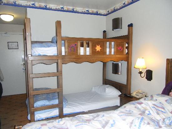 Letti A Castello Per Hotel.Il Letto A Castello Per I Bambini Picture Of Disney S Hotel
