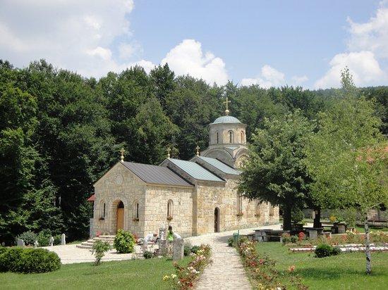 Tresije : Klosterkirche