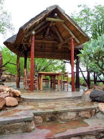 Nandini Bistro Restaurant: nandini-outdoorspot