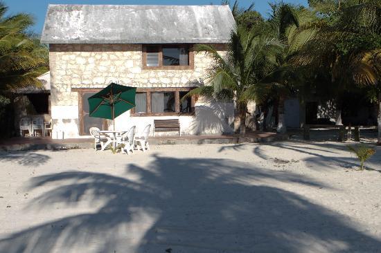 Playa Gaviota: The Casa or big house with kitchen