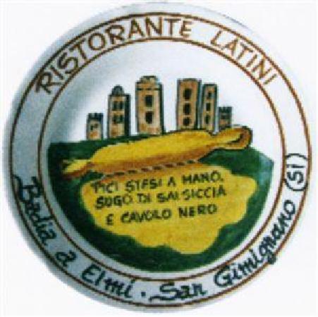 Latini Hotel: Ristorante Albergo Latini