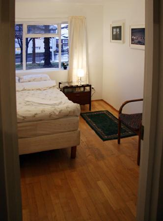 Husavik Guesthouse: Small room