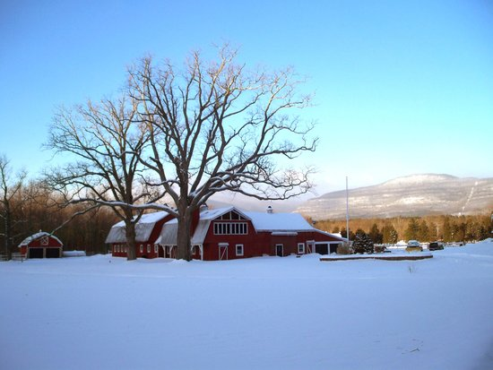The Kaaterskill: Main Barn