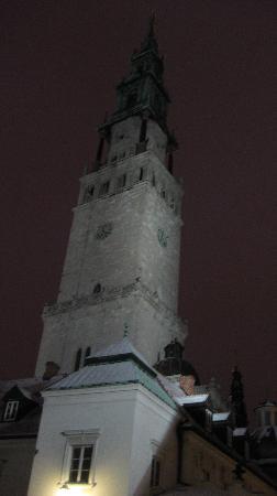 Czestochowa, Poland: il campanile