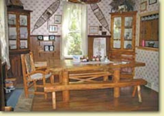 Old Town Guest House: Breakfast Area