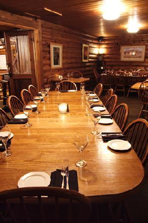 Buck's T-4 Lodge: Award-Winning Dining in Historic Setting