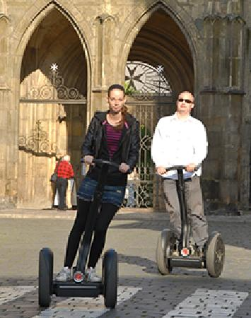 Prague Segway Tours : Prague center
