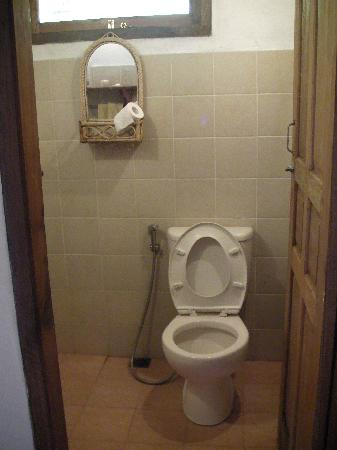 Marvelous Toilet Picture Of Casa Nemo Beach Resort And Spa Sabang Alphanode Cool Chair Designs And Ideas Alphanodeonline