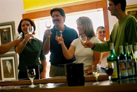 Hammondsport, NY: Bully Hill Vineyards