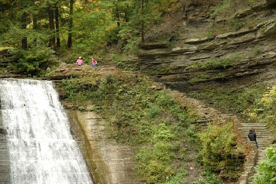 Hammondsport, NY: Stony Brook State Park
