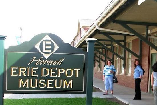 Hammondsport, NY: Erie Depot Museum