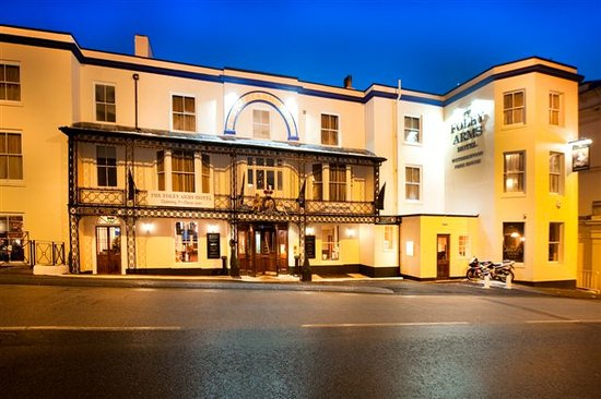 Foley Arms Hotel Updated 2018 Prices Spa Reviews Great Malvern England Tripadvisor