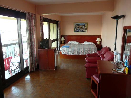 Windy Inn : suite room