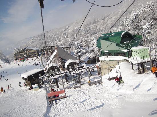 Nozawaonsen-mura, Japan: Nozawa Onsen Ski Resort