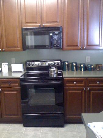 Maggie Valley Club & Resort: kitchen unit 2024