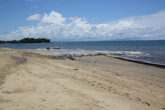 Corail Noir: spiaggia del Coral Noir
