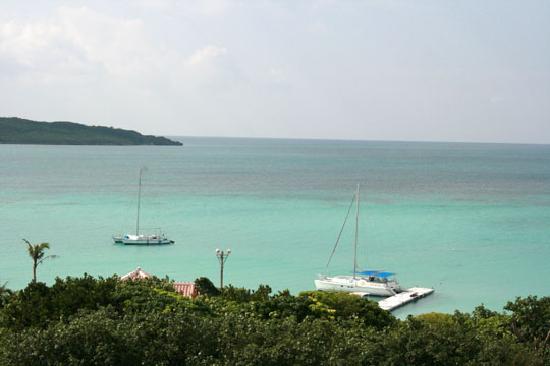 Miyakojima Tokyu Hotel & Resorts : View from our Room
