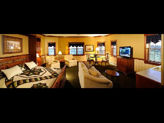 Carlisle Inn: Spacious Executive Room