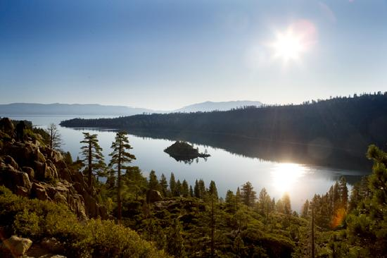 Lake Tahoe (California), CA: Emerald Bay