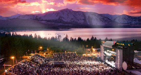Lago Tahoe, NV: Summer Concert Series - Lake Tahoe Outdoor Arena at Harveys