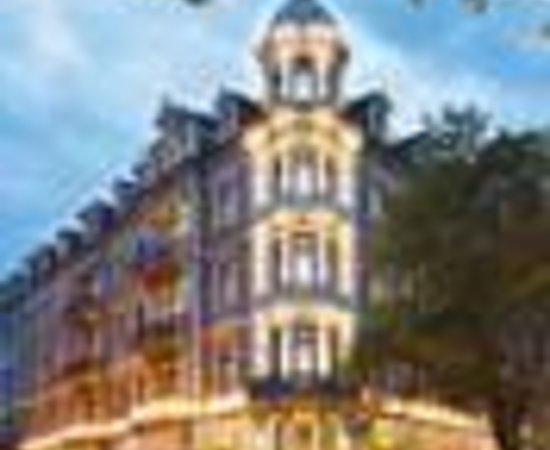 Alden Luxury Suite Hotel Zurich: Alden Hotel Splugenschloss Thumbnail