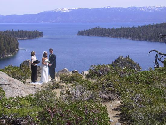 Lake Tahoe Area: Emerald Bay