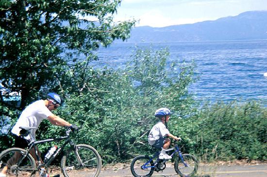Lake Tahoe Area: Family Fun at Lake Tahoe