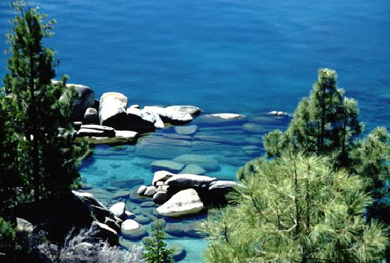 Zephyr Cove, NV: Beautiful Lake Tahoe