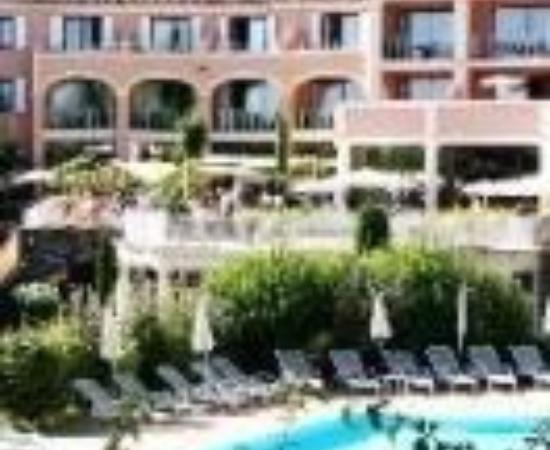Garden Picture Of Hotel Les Jardins De Sainte Maxime