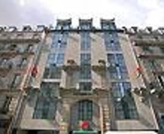 Chambre duplex foto di ibis paris bastille faubourg for Hotel paris 11eme
