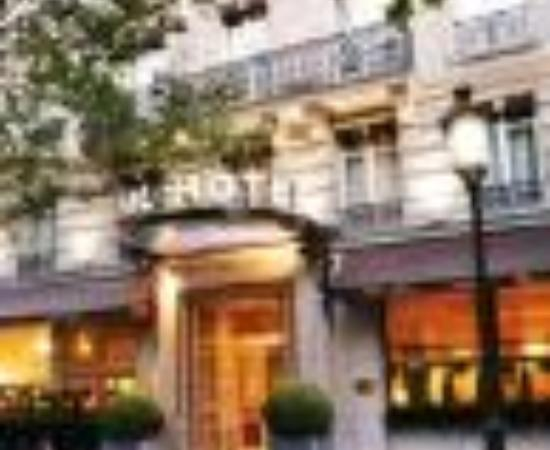 Royal Hotel Paris Champs Elysees: Royal Hotel Arc de Triomphe Thumbnail