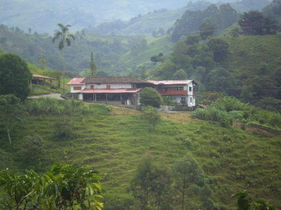 Salento, Colombia: finca cafetera