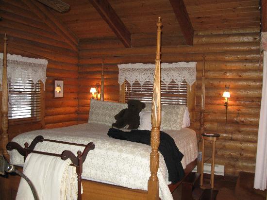 The Inn at Fawnskin: Romantic!