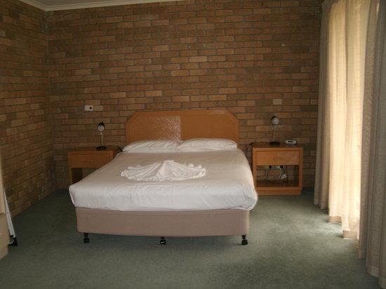 Kyneton, Austrália: Master Bedroom
