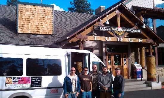 Бенд, Орегон: Bend Oregon Brew Tours