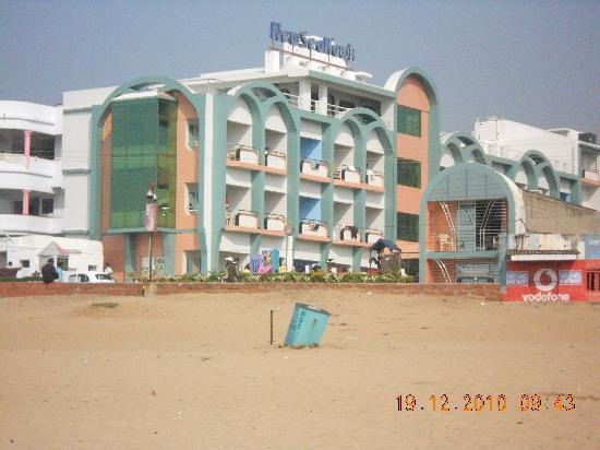 Hotel New Sea Hawk View Of From Seabeach