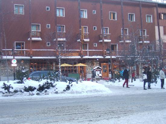 Auberge Saint-Hubert : Hotel