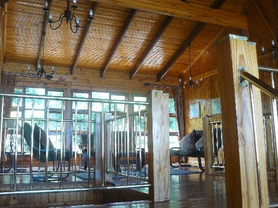 Kelway Hotel: Aufenthaltsraum
