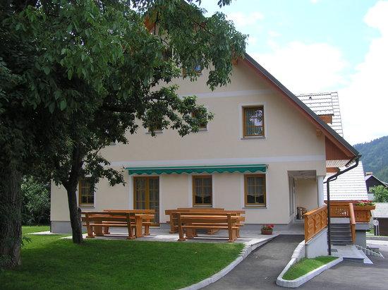 Turizem Loka: hotel
