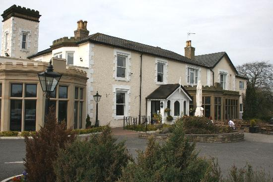 Northop Hall Country House Hotel And Chequers Restaurant