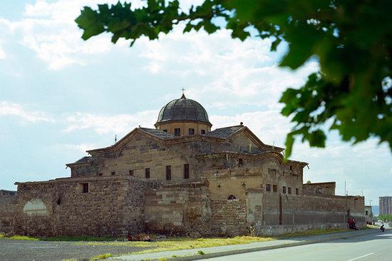 Kayseri, Türkiye: Exterior