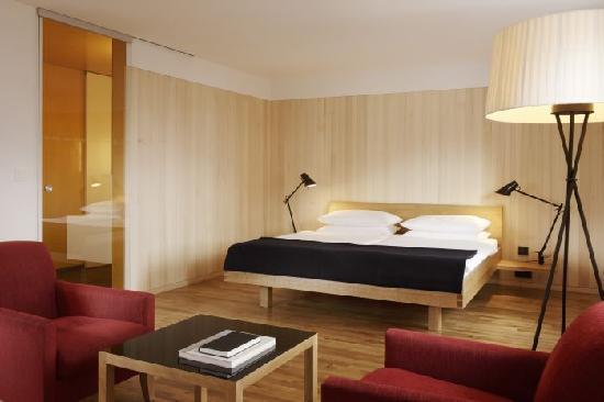 Hittisau, Αυστρία: Werkraum Zimmer