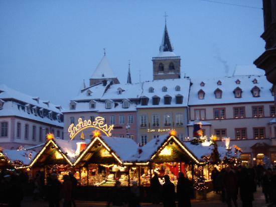 Trier, Christmas Market, Dec 2010