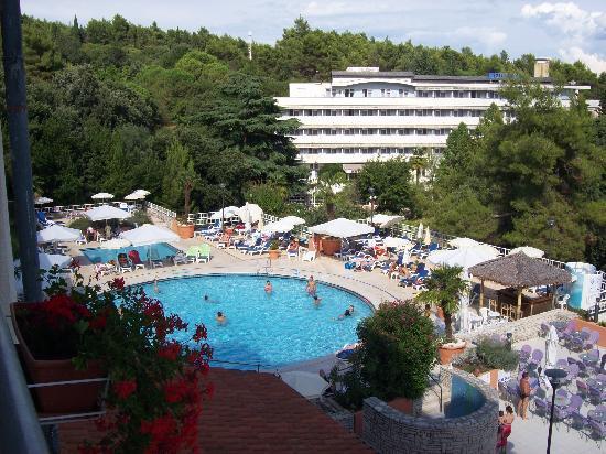 Hotel Miramar: vista dalla camera