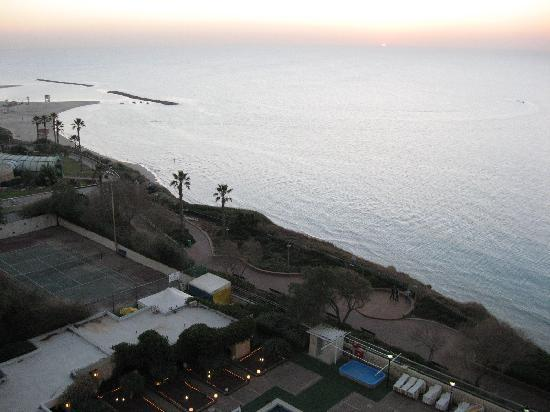 Seasons Netanya Hotel: room with a view