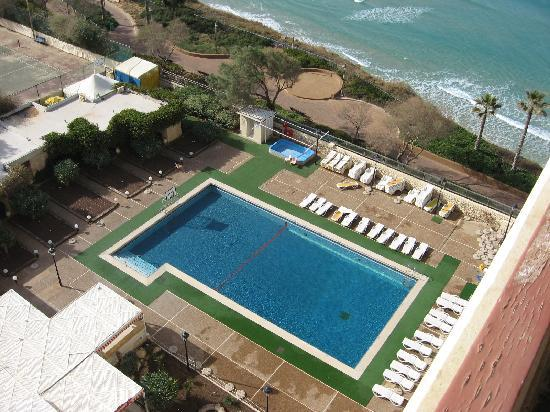 Seasons Netanya Hotel: nice swimmingpool